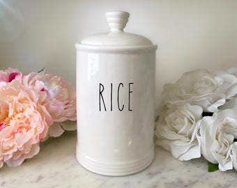 Rice Containers Etsy