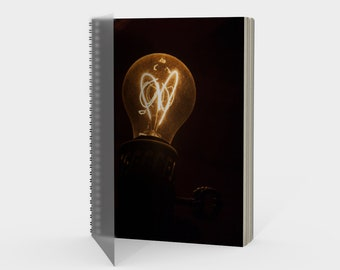Bright Idea - Spiral Notebook