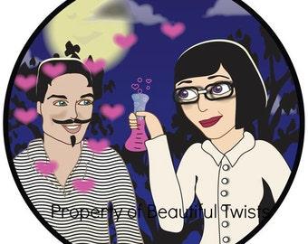 Geek Safflower Frances Haskall's Vegan Lip Conditioner