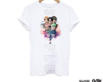 BTS Bangtan Boys In the Mood For Love Pt2 Tshirt