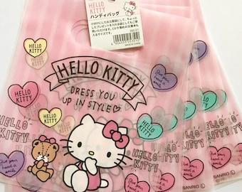 Hello Kitty Gift Bag 5pcs