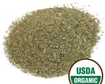 Sage Leaf Rubbed Organic 1 oz