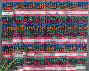 Handmade West African Fulani Blanket