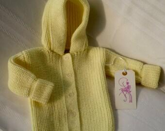 Handmade Hooded Jacket