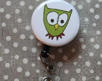 Fun Owl.. BADGE REEL