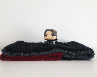 Winter Soldier Bulky Infinity Scarf