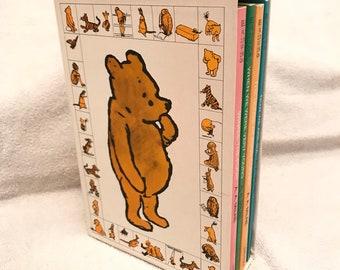 Vintage A.A. Milne Book Set