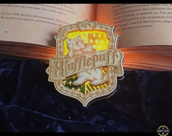 Harry Potter Hufflepuff Crest