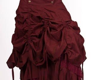MM001 Corset Skirt