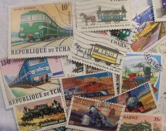 30 Train postage stamps, Vintage stamps, Postage Stamps, Antique Stamps, Trains, Cable Cars