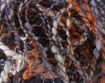 Détente: art yarn handspun