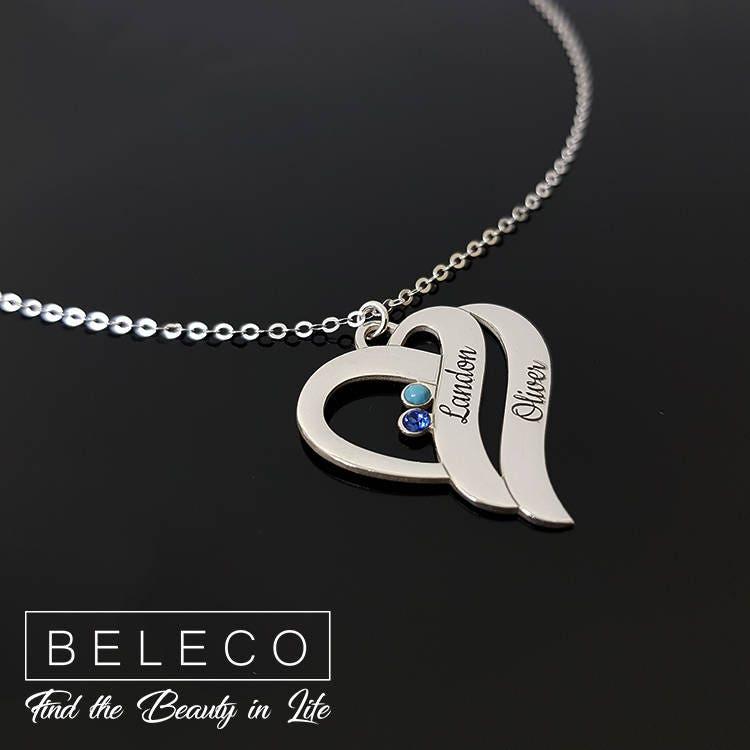 Valentine Necklace For Her Valentine Necklace Valentine