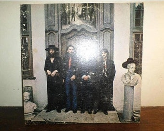 Vintage 1970 Vinyl LP Record The Beatles Hey Jude (The Beatles Again) Very Good Condition 10406