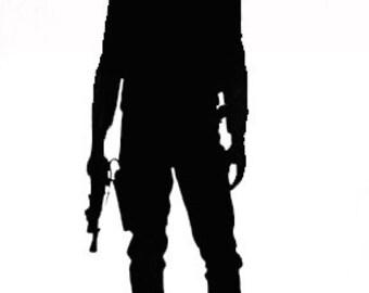 Han Solo .SVG