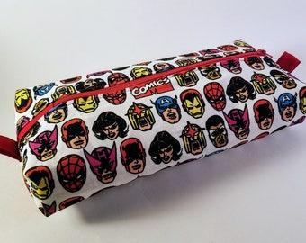 Superhero Accessory Pouch