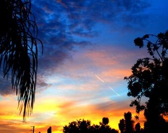 Beautiful Sunset Print
