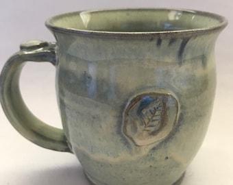 Milky Forest Green Mug
