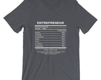 Entrepreneur - The Essential Ingredients T-Shirt