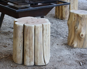 Tree End Table, Timber Side Table, Rustic Home Decor, Stump Table Base, Tree  Trunk, Bar Seat, Live Edge Seat, 3 Sizes, Paint + Stain. $165.00 · Natural  Wood ...