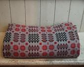 Vintage welsh blanket - R...