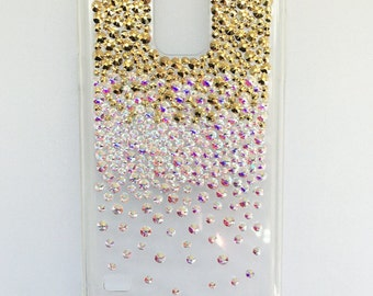 Gold to AB Ombre Samsung 5 Case