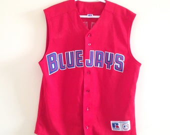 Toronto Blue Jays Russell Athletic Canada Vest