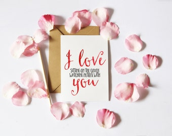 Real life anniversary cards instant download funny