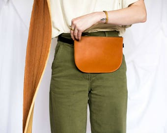 The Millie Fanny Pack // Sienna