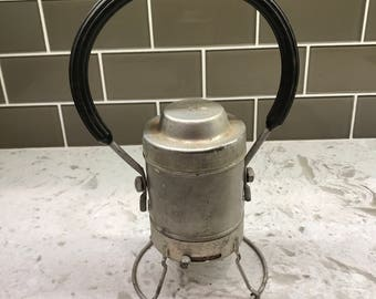 Vintage Rail Road Lantern Light - Chicago - New York - Adlake Co.