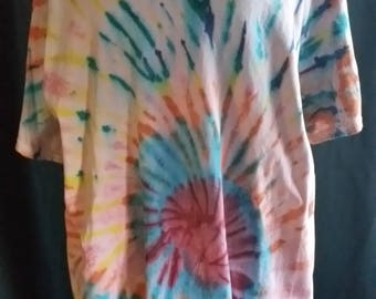 Tie dyed shirt 2xl