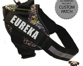 Eureka Custom Dog Harness