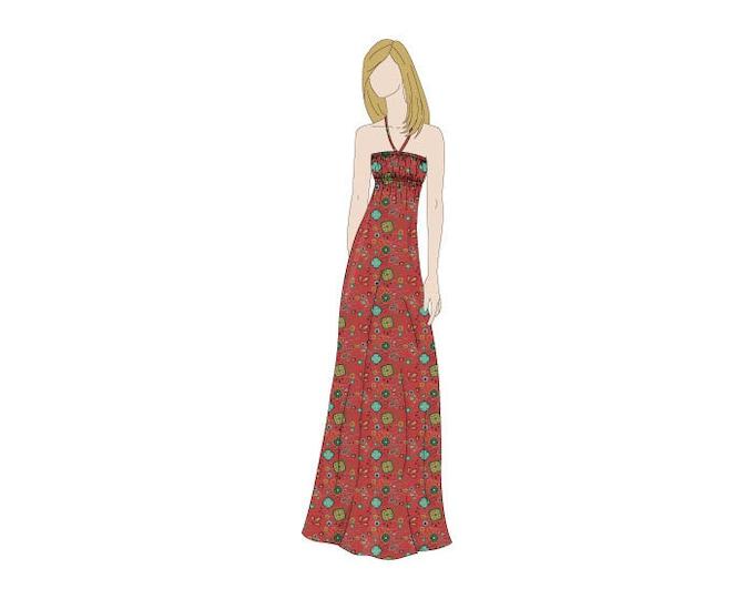 Womens Sewing Patterns - Digital Sewing Patterns | Download | Print ...