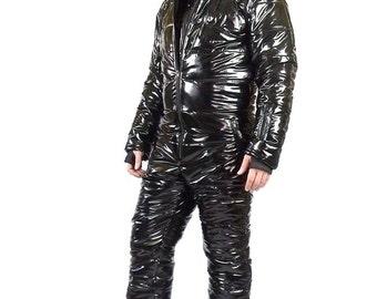 Snestorm Endurance vinyl down suit