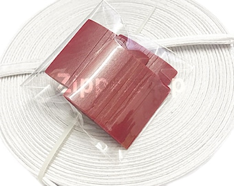 Covered Poly Boning 100 percent Cotton Covered Polypropylene PLUS 3pcs Colonial Tailor's Chalk