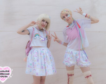 Hurt me harder Collection: Skirt or Bloomers