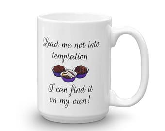 Truffle Temptation Mug made in the USA