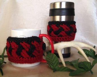 Celtic Weave Mug Cozy