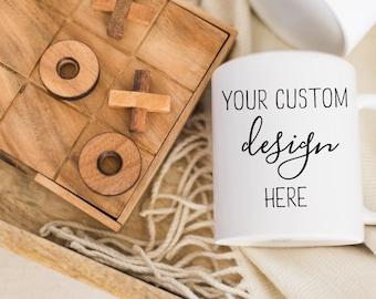 Custom Quote Mug | Personalized Coffee Mug | Funny Coffee Mug | Funny Gift for Her | Create Your Own Custom Mug | Unique Christmas Gift