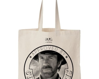 tote bag Chuck Norris