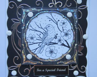 For a Special Friend.