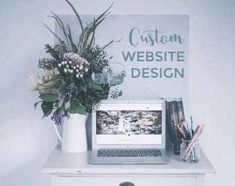 Custom WordPress Website Design