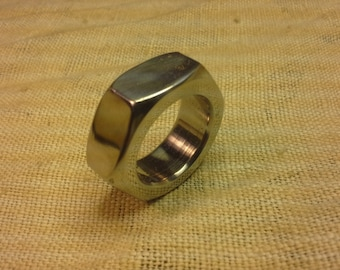 Stainless Steel Hex Nut Ring Sizes 1.5 - 25 - FREE SHIPPING