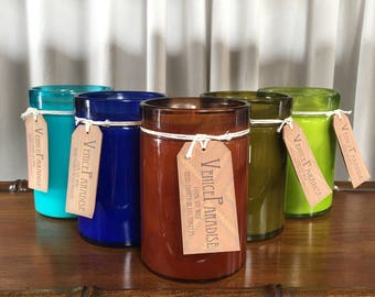 Venice Paradise Handpoured Soy Candle