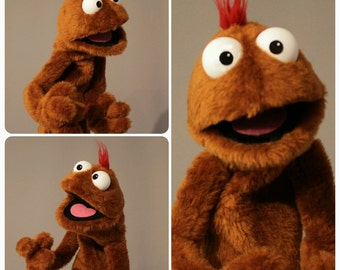 BPC Professional Practice Puppet - Limited Edition BROWN!