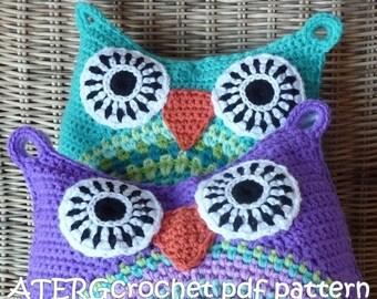 Amigurumi Pattern Free Owl : Crochet pattern cuddly owl by atergcrochet