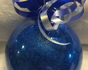 Handmade Christmas ornaments! Mix and  Match! Buy 8 get 1 FREE PERSONALIZED!