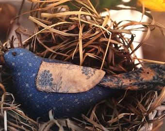 Bliebird Pinkeep *PATTERN*