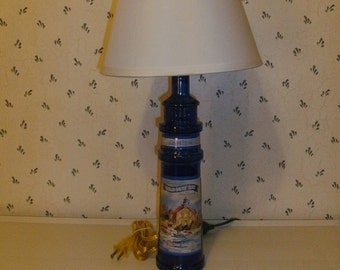 Lighthouse Lamp SOLD