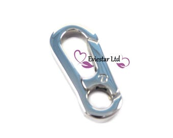 Clasps Lobster Swivel Trigger Clips Snap Hook 304 Stainless Steel, YOM6