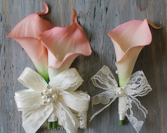 Wedding Corsages | Etsy